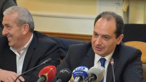 Προς υλοποίηση τα μεγάλα έργα υποδομής της Κρήτης