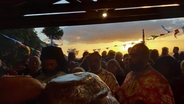 Εορτασμός της Παναγίας στο Δέτη
