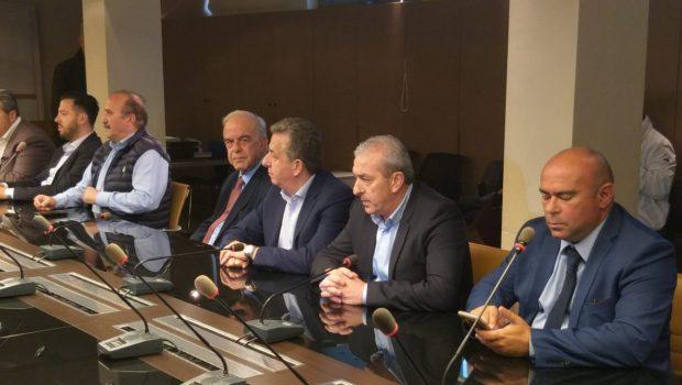 Σ. Βαρδάκης: «Είμαστε δίπλα στον ΟΦΗ»