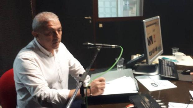 Συνέντευξη του Σωκράτη Βαρδάκη στην ΕΡΑ Ηρακλείου 97.5