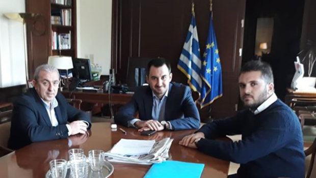 Χρηματοδότηση έργων αντιπλημμυρικής προστασίας για τον Δήμο Μαλεβιζίου