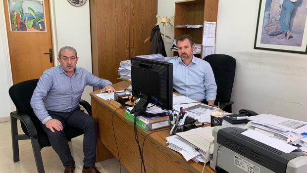 Σωκράτης Βαρδάκης: «Προτεραιότητά μας η άμεση εξυπηρέτηση του πολίτη»