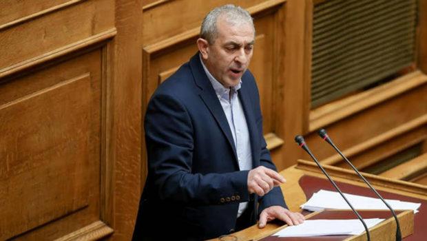 Ερώτηση Σωκράτη Βαρδάκη προς την Υπουργό Εργασίας σχετικά με τη στήριξη των δομών ΚΔΗΦΑμεΑ και ΣΥΔ