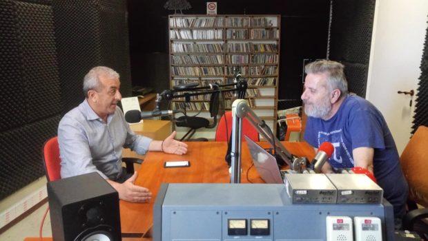 Συνέντευξη Σωκράτη Βαρδάκη στο Κόκκινο Κρήτης 88.4