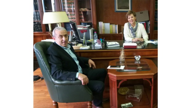 Σωκράτης Βαρδάκης: «Επιτακτική ανάγκη ενίσχυσης των πυροσβεστικών υπηρεσιών του Νομού Ηρακλείου»