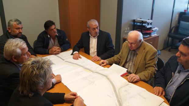 Σωκράτης Βαρδάκης: «Η κατασκευή του έργου που θα αναβαθμίσει τους  κόμβους της Αγίας Πελαγίας αποτελεί δικαίωση της τοπικής κοινωνίας»
