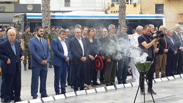 Ο Σωκράτης Βαρδάκης στις εκδηλώσεις για την Μάχη της Κρήτης