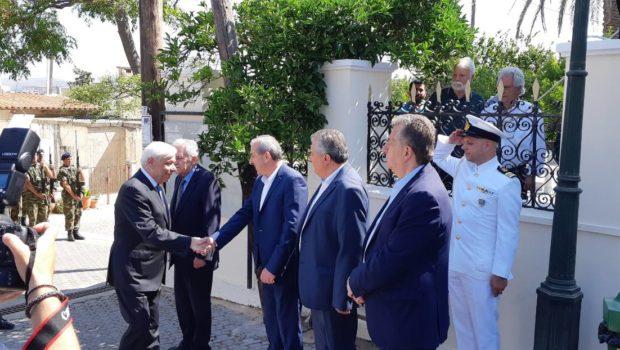 Σωκράτης Βαρδάκης: «τιμή στους ήρωες που με αυτοθυσία και αυταπάρνηση, προσπάθησαν να υπερασπιστούν την Πατρίδα μας»