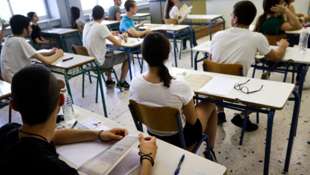 Ευχές Σωκράτη Βαρδάκη προς τους υποψηφίους των Πανελλαδικών Εξετάσεων