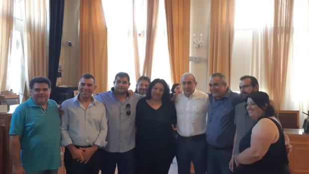 Σωκράτης Βαρδάκης: «Μετά από ένα μεγάλο αγώνα, επήλθε η δικαίωση για τους πρώτους 8 εργαζόμενους»
