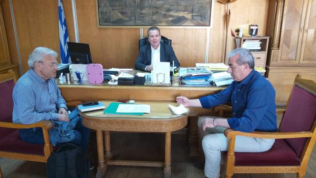 Συναντήσεις Σωκράτη Βαρδάκη σε Υπουργείο Εργασίας και ΕΦΚΑ