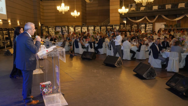 Στην εκδήλωση της 6ης Παγκόσμιας συνάντησης Απόδημου Ελληνισμού ο Σωκράτης Βαρδάκης