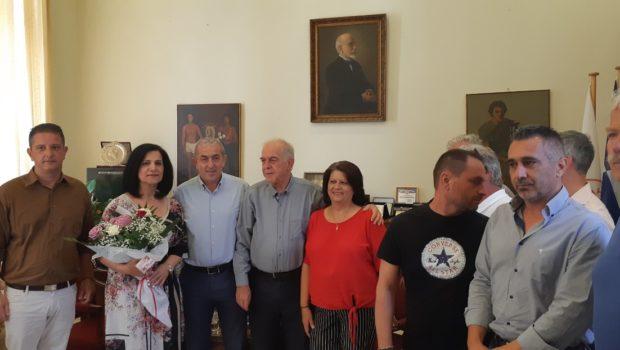 Σωκράτης Βαρδάκης: «Σήμερα εκπληρώνεται μία δικαίωση πολλών ετών για τους εργαζομένους στο Δήμο Ηρακλείου»