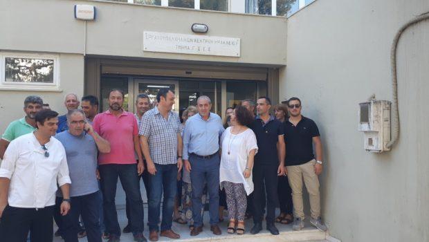 Σωκράτης Βαρδάκης: «Την συνέχεια της ελπιδοφόρας πορείας της χώρας, μπορούν να την εγγυηθούν μόνο οι προοδευτικές δυνάμεις»