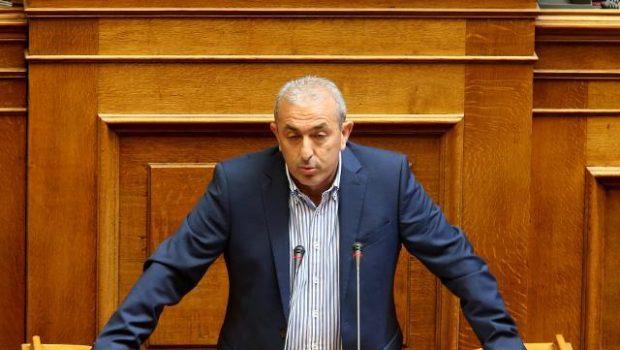 Απάντηση του Υπουργείου Περιβάλλοντος σε ερώτηση του Σωκράτη Βαρδάκη για την προθεσμία διόρθωσης λαθών στο Κτηματολόγιο