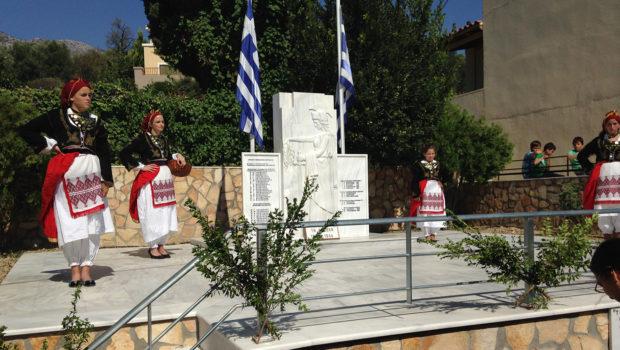 Μήνυμα Σωκράτη Βαρδάκη για το μνημόσυνο των αγωνιστών στο Σάρχος
