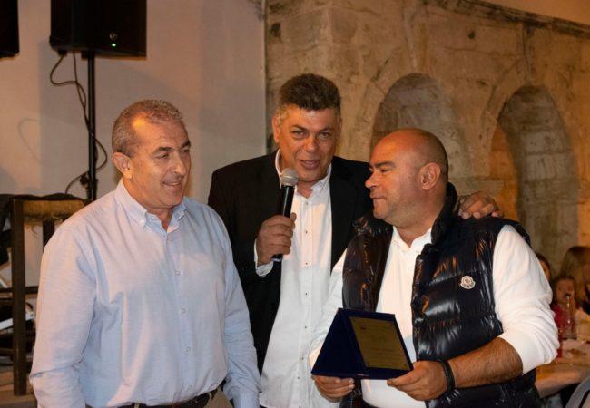 Στην εκδήλωση της ποδοσφαιρικής ομάδας της Τυλίσου
