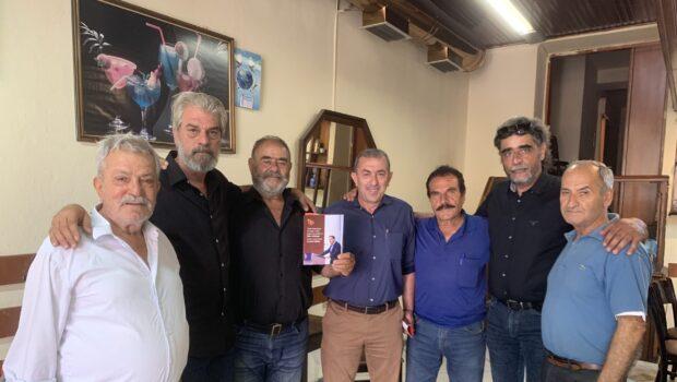 Περιοδεία Σωκράτη Βαρδάκη και στελεχών του ΣΥΡΙΖΑ στη Μεσαρά