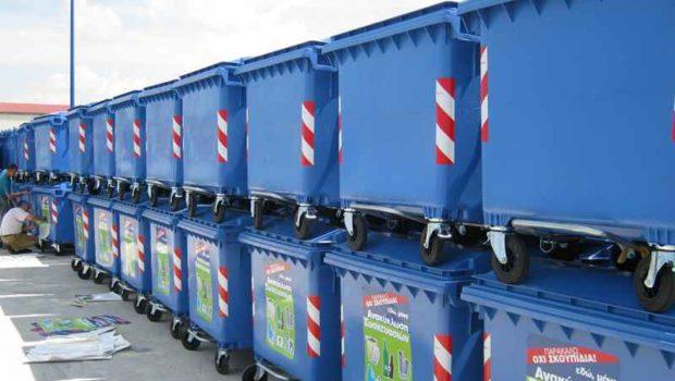 Πρόσθετα οικονομικά κίνητρα για ανακύκλωση και διαλογή στην πηγή ζητούν βουλευτές του ΣΥΡΙΖΑ