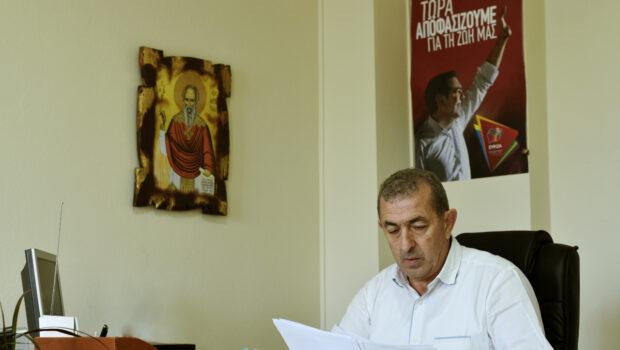 """Σ. Βαρδάκης: """"Στοίχημα η αξιοποίηση των κονδυλίων του ταμείου Ανάπτυξης"""""""