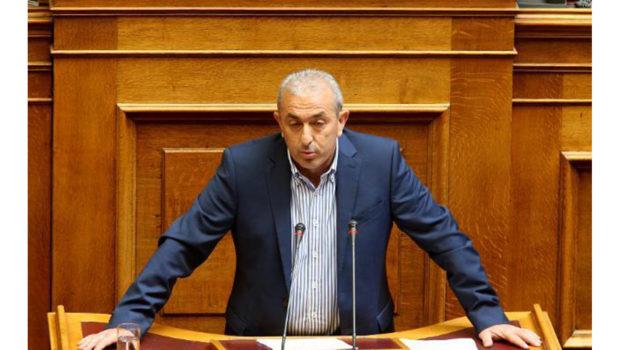Ξανά τα κενά των σχολείων του Ηρακλείου στη Βουλή με ερώτηση του Σωκράτη Βαρδάκη