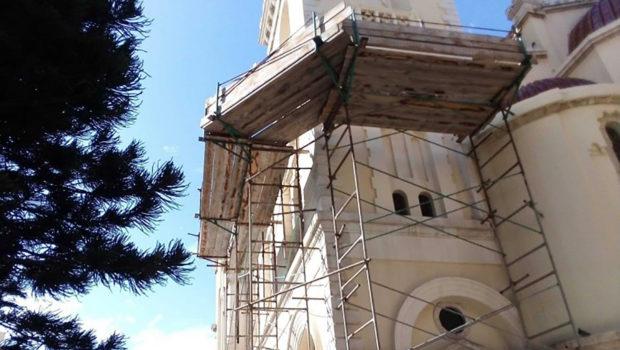 Συνέντευξη Σωκράτη Βαρδάκη στο Ράδιο Κρήτη (101.5) για τις εργασίες αποκατάστασης του Αγίου Μηνά