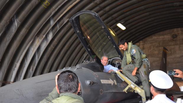Ευχές Σωκράτη Βαρδάκη για την γιορτή της Πολεμικής Αεροπορίας