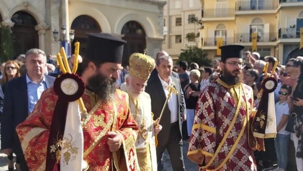 Μήνυμα του Σωκράτη Βαρδάκη για την γιορτή του Αγίου Μηνά