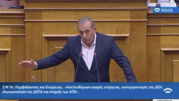 Σωκράτης Βαρδάκης: «Μετά από πολλές κοινοβουλευτικές παρεμβάσεις, το Υπουργείο, έστω και τελευταία στιγμή προς ανακούφιση των ιδιοκτητών έδωσε ολιγόμηνη παράταση για την «τακτοποίηση» όλων των αυθαιρέτων»