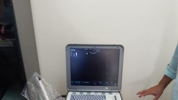 Σωκράτης Βαρδάκης: «Δύο σύγχρονα μηχανήματα υπερήχων είναι ήδη στο Κέντρο Υγείας Μοιρών και στο Περιφερειακό Ιατρείο Ζαρού»