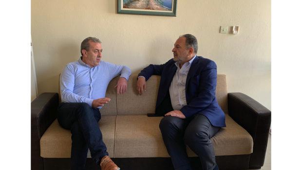 Ενημέρωση από τον πρόεδρο της Π.Ε.Δ. Κρήτης Γιάννη Κουράκη για τις εξελίξεις στο προσφυγικό ζήτησε ο Σωκράτης Βαρδάκης