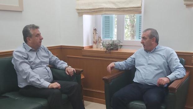 Σωκράτης Βαρδάκης: «Ερήμην της τοπικής κοινωνίας και της τοπικής αυτοδιοίκησης αποφάσεις για τη δέσμευση 3.000 στρεμμάτων από την ΕΤΕπ, του σημερινού αεροδρομίου «Νίκος Καζαντζάκης»