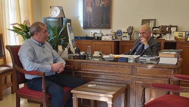 Συζήτηση της επίκαιρης ερώτησης του Σωκράτη Βαρδάκη για την συντήρηση και αξιοποίηση δημοσίων κτιρίων Ηρακλείου