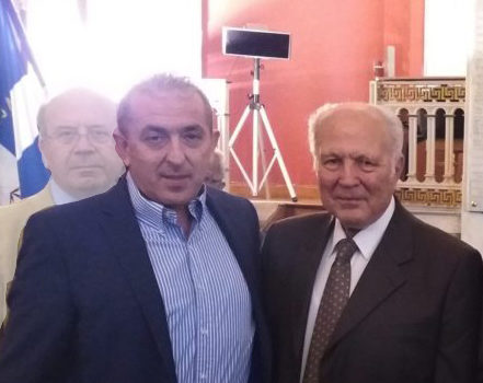 Σωκράτης Βαρδάκης: «Ο Μανόλης Μικρογιαννάκης υπήρξε ένας μεγάλος ακαδημαϊκός δάσκαλος και μια λαμπρή προσωπικότητα, που αφήνει πίσω του μια πολύτιμη και πλούσια κληρονομιά»