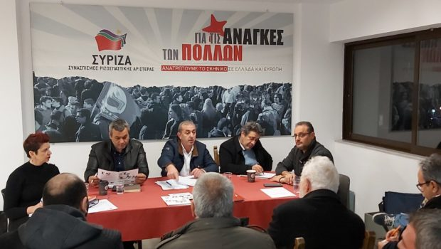 Σωκράτης Βαρδάκης: «Οργάνωση των εργαζομένων σε όλους τους κοινωνικούς και επαγγελματικούς χώρους, ως ανάχωμα στις νεοφιλελεύθερες πολιτικές της κυβέρνησης σε βάρος των εργαζομένων.»