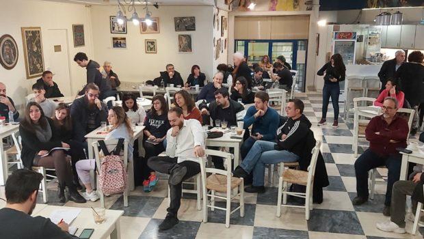 Σωκράτης Βαρδάκης: «Η Κυβέρνηση Μητσοτάκη επαναφέρει ακραίες νεοφιλελεύθερες πολιτικές στην αγορά εργασίας εις βάρος των νέων της χώρας»