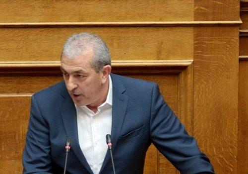 Σωκράτης Βαρδάκης: «Να υπάρξει μέριμνα από την σημερινή Κυβέρνηση για τους διπλωματούχους μηχανικούς μόνιμους δημοσίους υπαλλήλους του τέως ΟΕΚ, των οποίων οι εργοδοτικές εισφορές παραμένουν απλήρωτες»