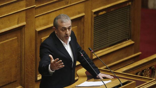 Σωκράτης Βαρδάκης: «Να υπάρξει οριζόντια υποστήριξη του συνόλου των δραστηριοτήτων της χώρας λόγω κορωνοϊού»