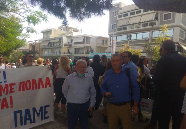 Οι οδηγοί τουριστικών λεωφορείων Κρήτης, πραγματοποιούν 2η συγκέντρωση διαμαρτυρίας, καθώς δεν έχει γίνει δεκτό κανένα αίτημα τους, ένα μήνα μετά την προκαθορισμένη ημερομηνία πρόσληψης βάσει της ΣΣΕ, η οποία δεν τηρήθηκε εξαιτίας της Κυβέρνησης της ΝΔ