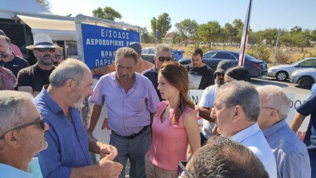 Σωκράτης Βαρδάκης: «κ. Πρωθυπουργέ, δώστε λύση στην ομηρία ενός ολόκληρου κλάδου»