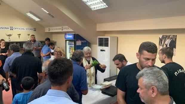 Σωκράτης Βαρδάκης: «Ο ΠΑΟΚ αποτελεί ένα πρότυπο αθλητικό σωματείο προς μίμηση»