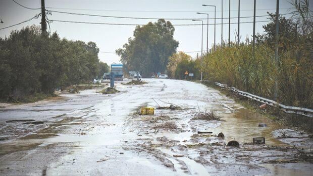 """Σωκράτης Βαρδάκης: """"Η Διεθνής Ημέρα Μείωσης των Φυσικών Καταστροφών μας υπενθυμίζει την ευθύνη μας ως οργανωμένη πολιτεία απέναντι στους κατοίκους αυτού του τόπου, ιδίως απέναντι σε όσους έχουν πληγεί από αυτές"""""""