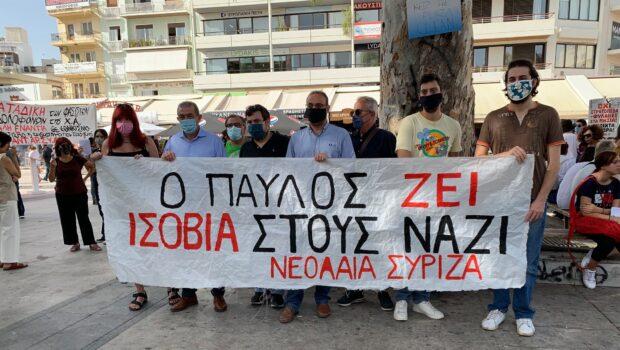 Σωκράτης Βαρδάκης: «Μία μέρα ορόσημο για τη Δημοκρατία, την Δικαιοσύνη, τον Ελληνικό Λαό»