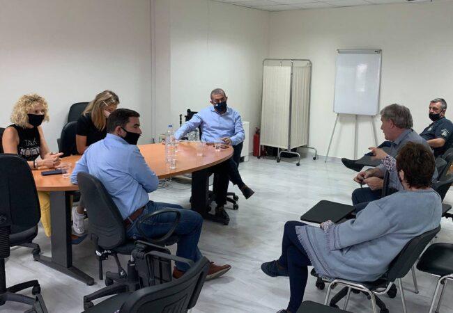 Συνάντηση με εκπροσώπους εργαζομένων του ΕΦΚΑ