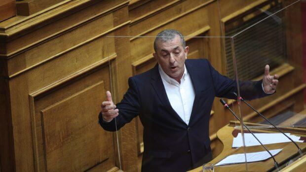 Σωκράτης Βαρδάκης: «κ. Μητσοτάκη το χορό του Ζαλόγγου θα τον χορέψετε μόνοι σας, δεν θα σας αφήσουμε όμως να συμπαρασύρεται ένα περήφανο λαό, τον Ελληνικό Λαό»