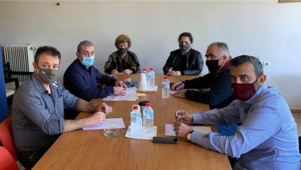 Ταύτιση απόψεων εκπροσώπων εργαζομένων – Σωκράτη Βαρδάκη σχετικά με το σχέδιο της Κυβέρνησης για επιστροφή στην εργασιακή γαλέρα