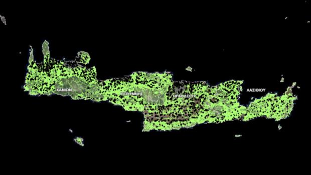 Κυβερνητικές ευθύνες για το μπάχαλο των δασικών χαρτών εις βάρος των πολιτών της Κρήτης
