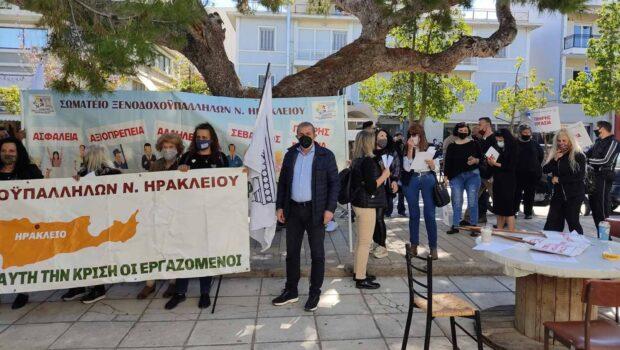 Σ. Βαρδάκης: «Η Κυβέρνηση αφήνει απροστάτευτους τους εργαζόμενους καταργώντας κάθε έννοια δικαίου»