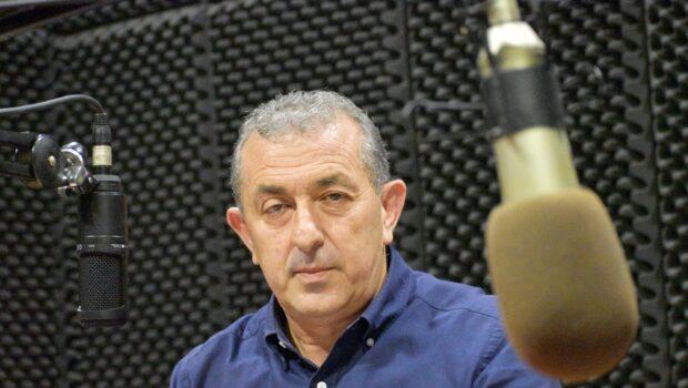 Συνέντευξη Σωκράτη Βαρδάκη στον 9.84 για τις λαϊκές αγορές