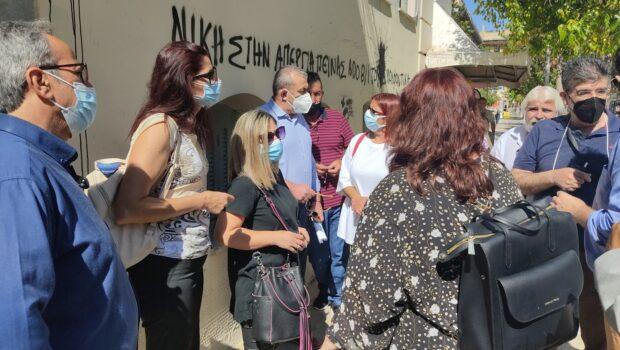 Σωκράτης Βαρδάκης: «Δικαίωση για 25 συμβασιούχους των Κοινωνικών Δομών Κρήτης»